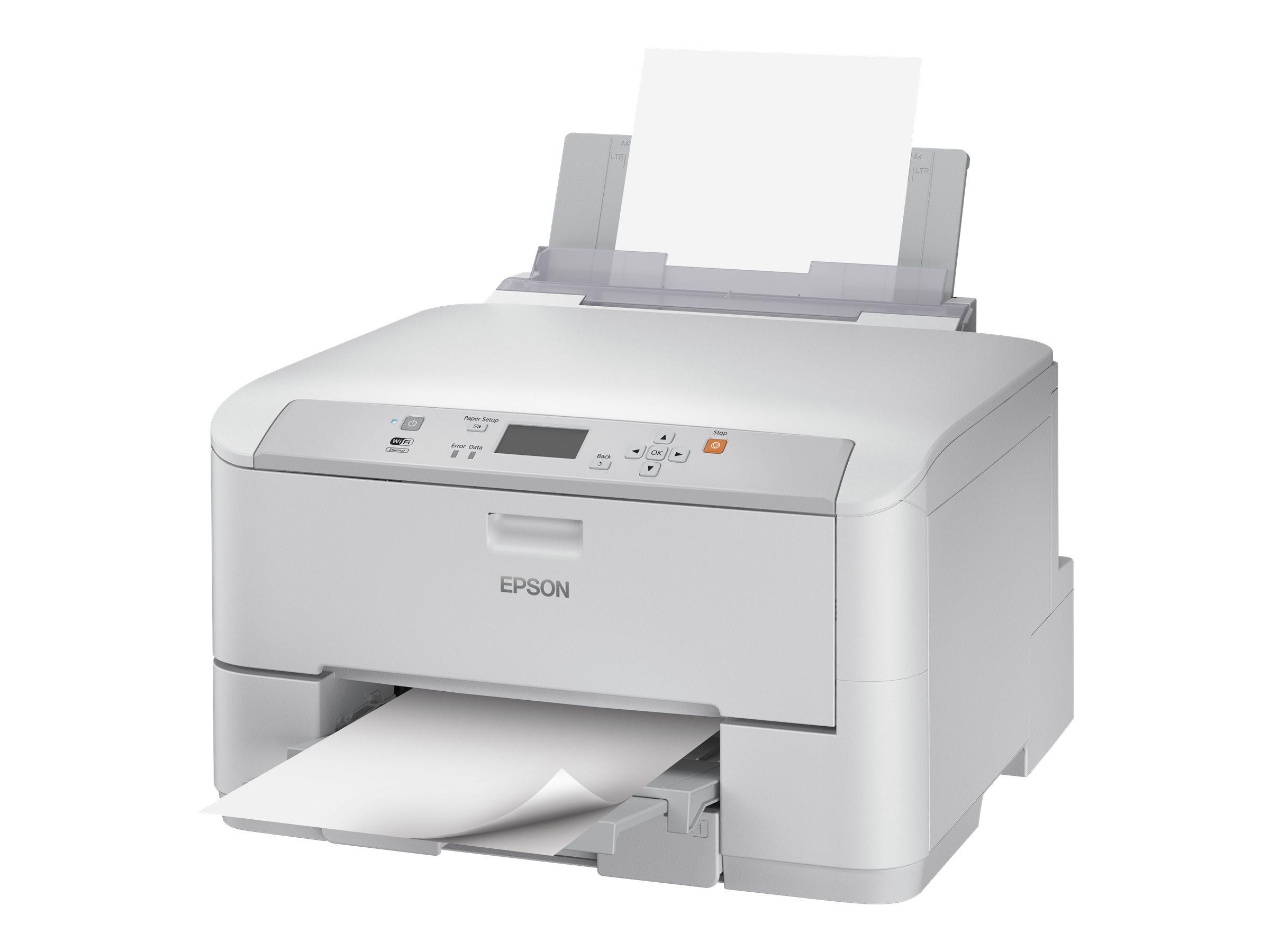 Epson WorkForce Pro WF-M5190DW BAM - Drucker - monochrom - Duplex - Tintenstrahl - A4/Legal