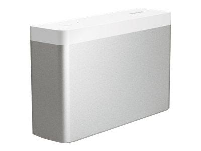BUFFALO DriveStation Mini Thunderbolt - Festplatten-Array - 512 GB - 2 Schächte (SATA-600) - HDD 256 GB x 2 - Thunderbolt (exter