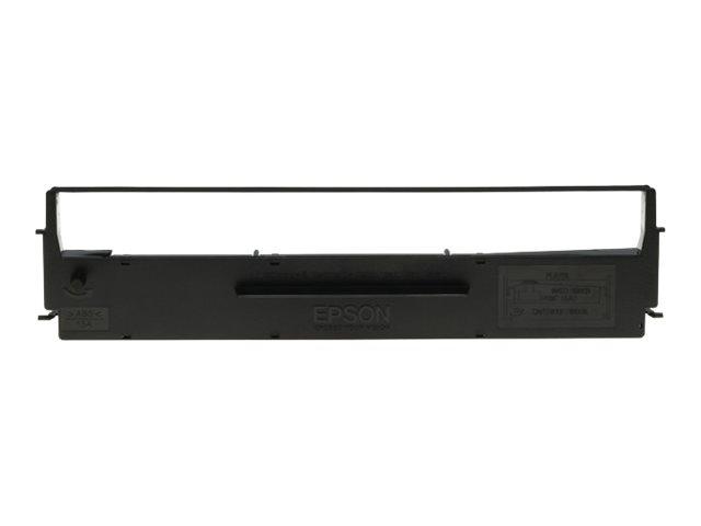 Epson SIDM - 1 - Schwarz - Farbband - für LQ 300, 300+, 300+II, 300+II Colour, 350