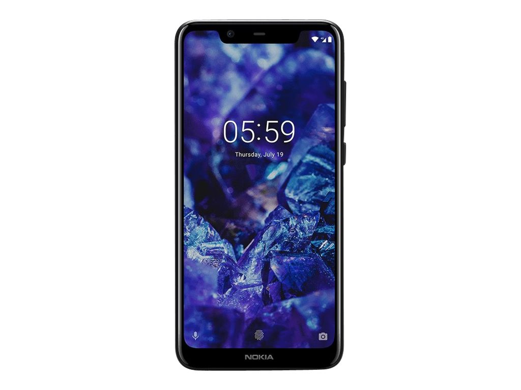 Nokia 5.1 Plus - Android One - Smartphone - Dual-SIM - 4G LTE - 32 GB