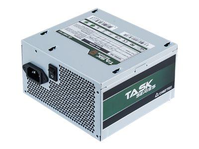 Chieftec TPS-400S - TASK Series - Stromversorgung (intern) - ATX12V 2.3 - 80 PLUS Bronze - Wechselstrom 115-230 V