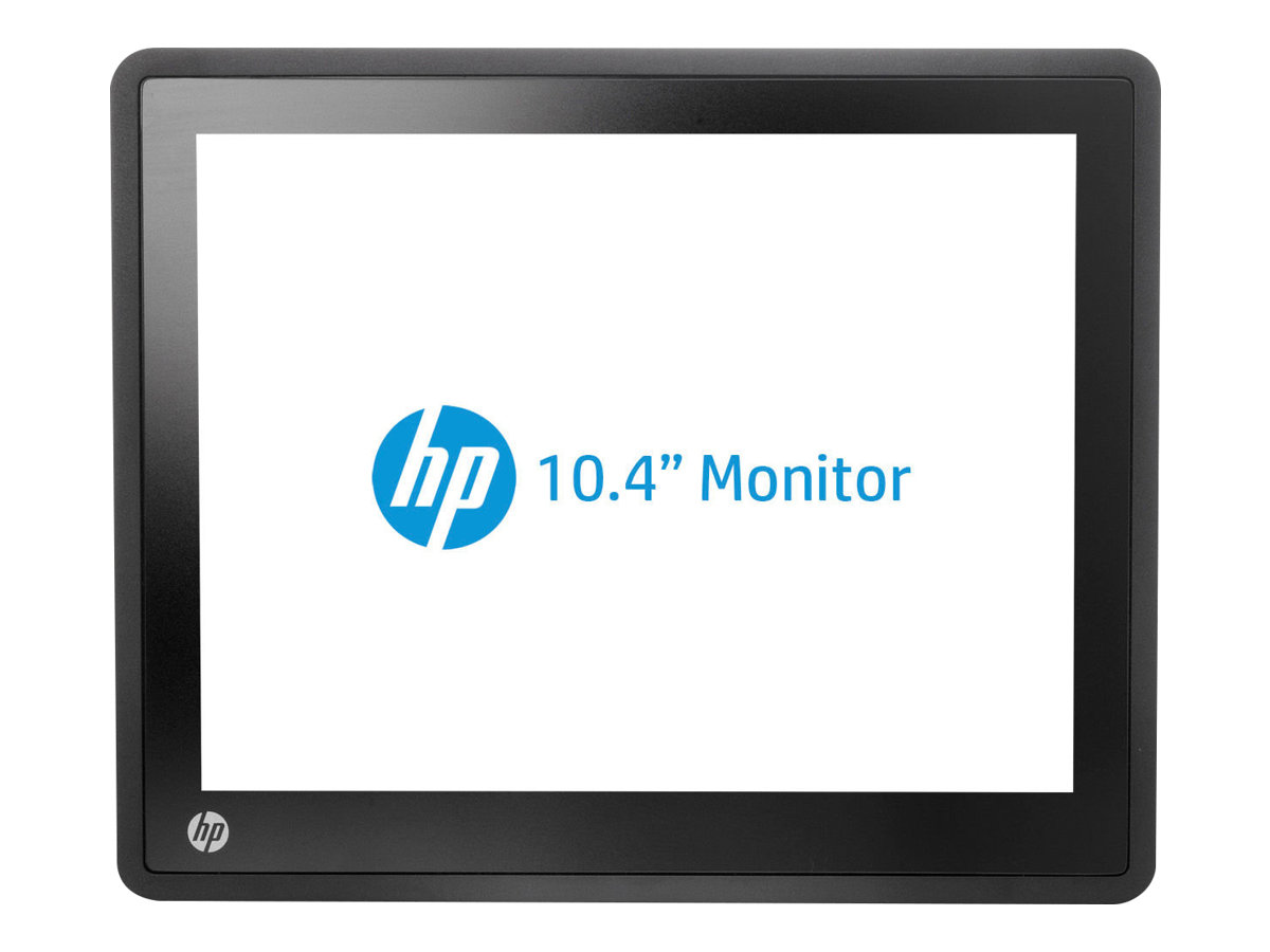 HP L6010 Retail Monitor - LED-Monitor - 26.4 cm (10.4