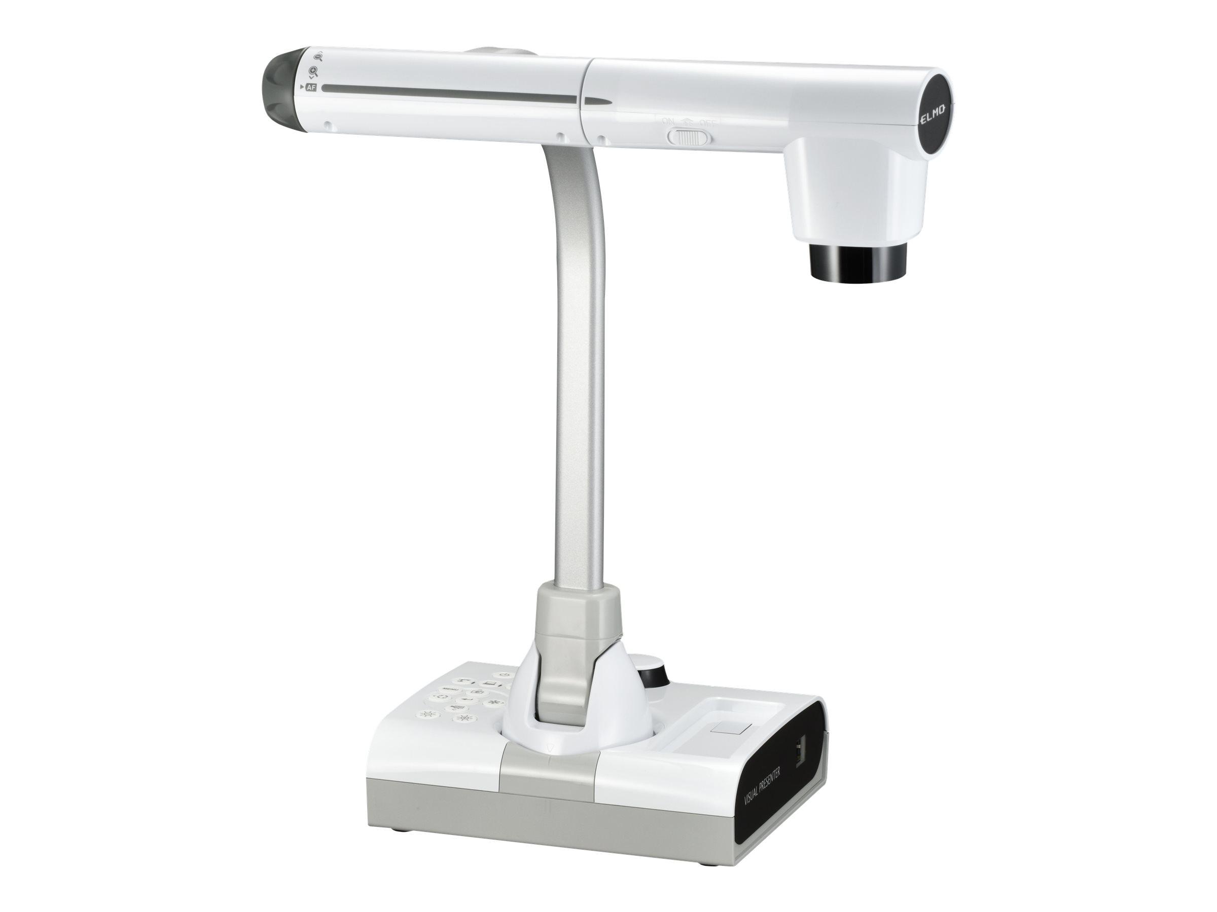 Elmo TT-12W STEM-CAM - Digitale Dokumentenkamera - Farbe - 3,4 MP - 1920 x 1080 - 720p, 1080p