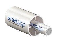 Panasonic eneloop BQ-BS2E/2E - Batterieadapter 2 x C
