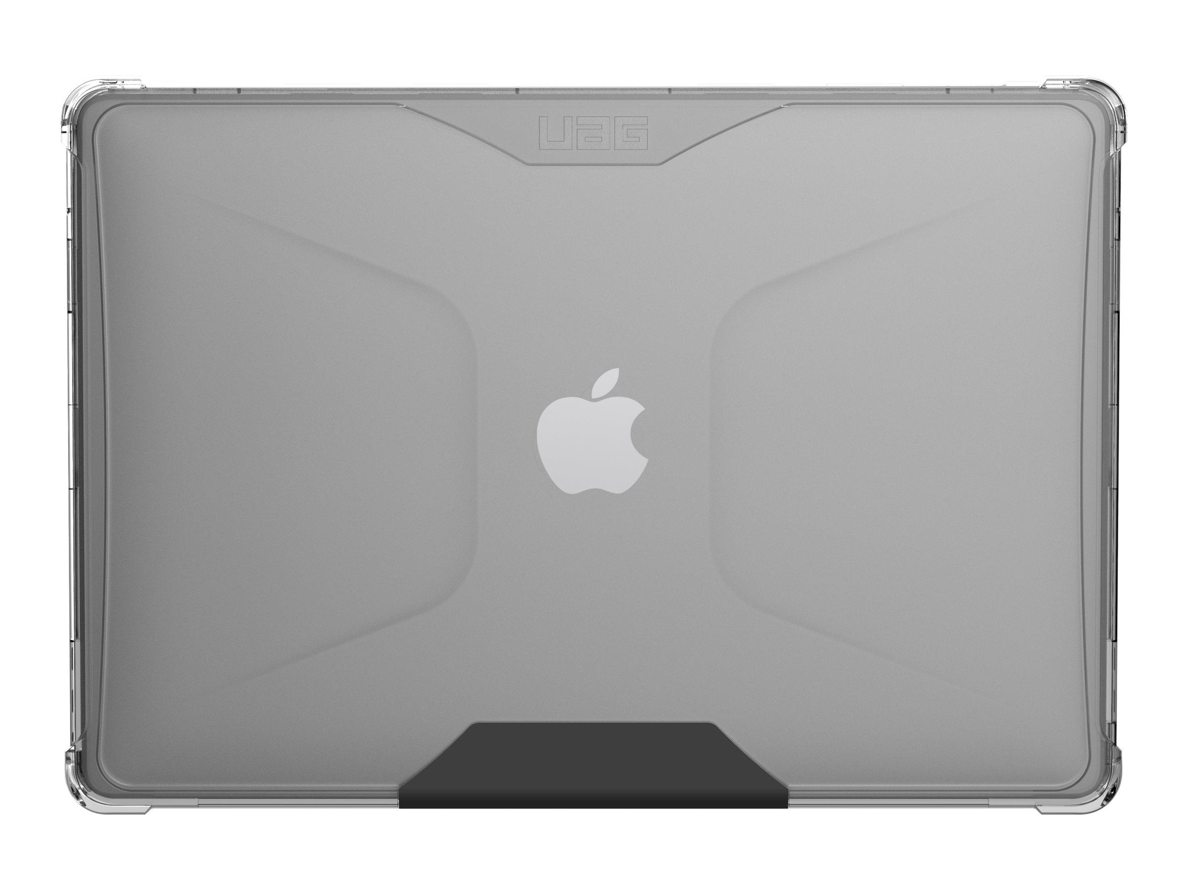 UAG Rugged for Case for Macbook Pro 13-in (2020 & 2021 M1) - Plyo Ice - Obere und hintere Abdeckung für Notebook - 33 cm (13