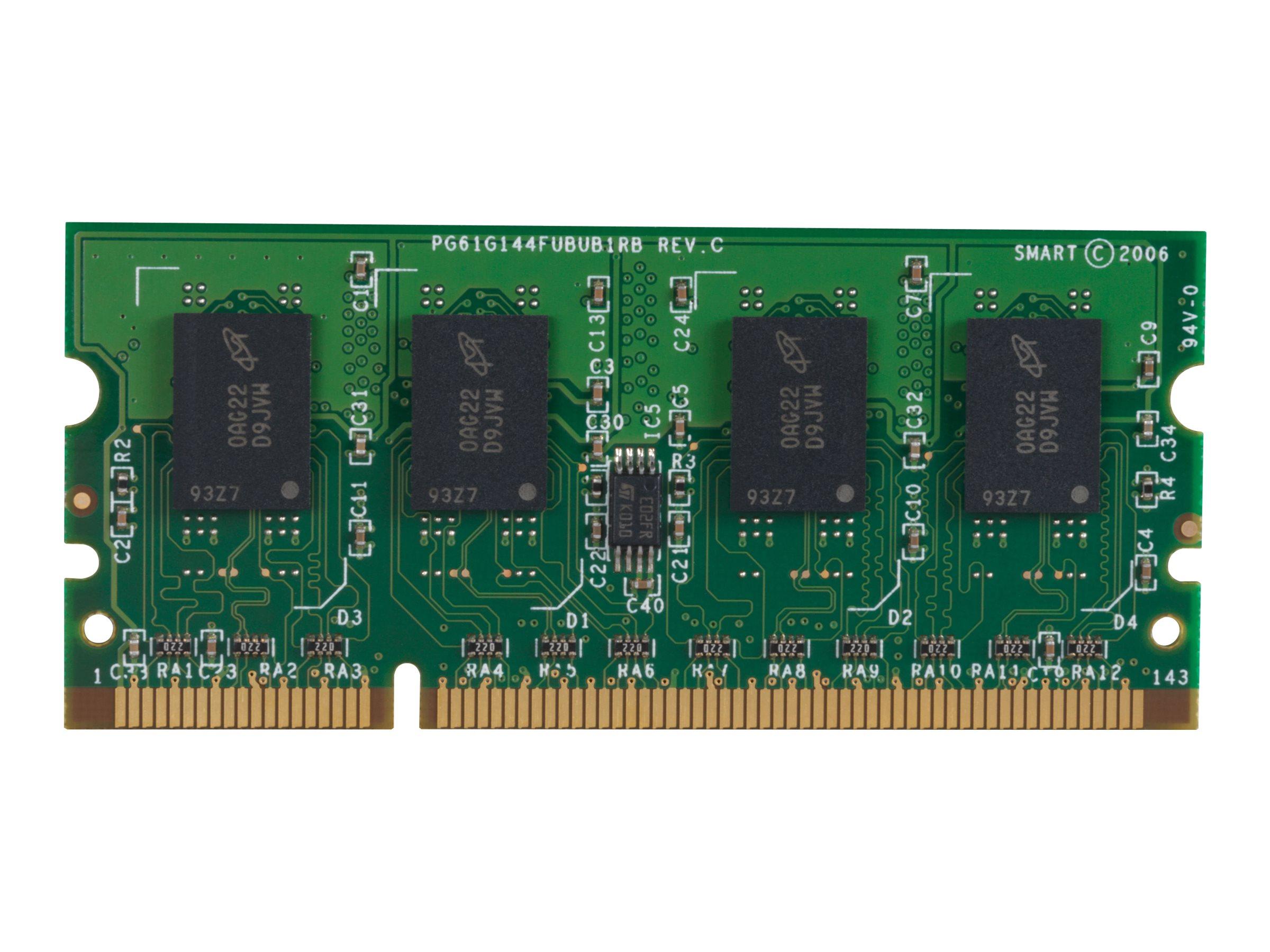 HP - DDR2 - 512 MB - SO DIMM 200-PIN - ungepuffert - non-ECC