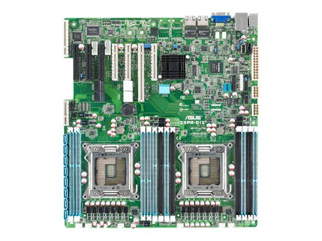 ASUS Z9PR-D12 - Motherboard - SSI EEB - LGA2011-Sockel - 2 Unterstützte CPUs - C602-A
