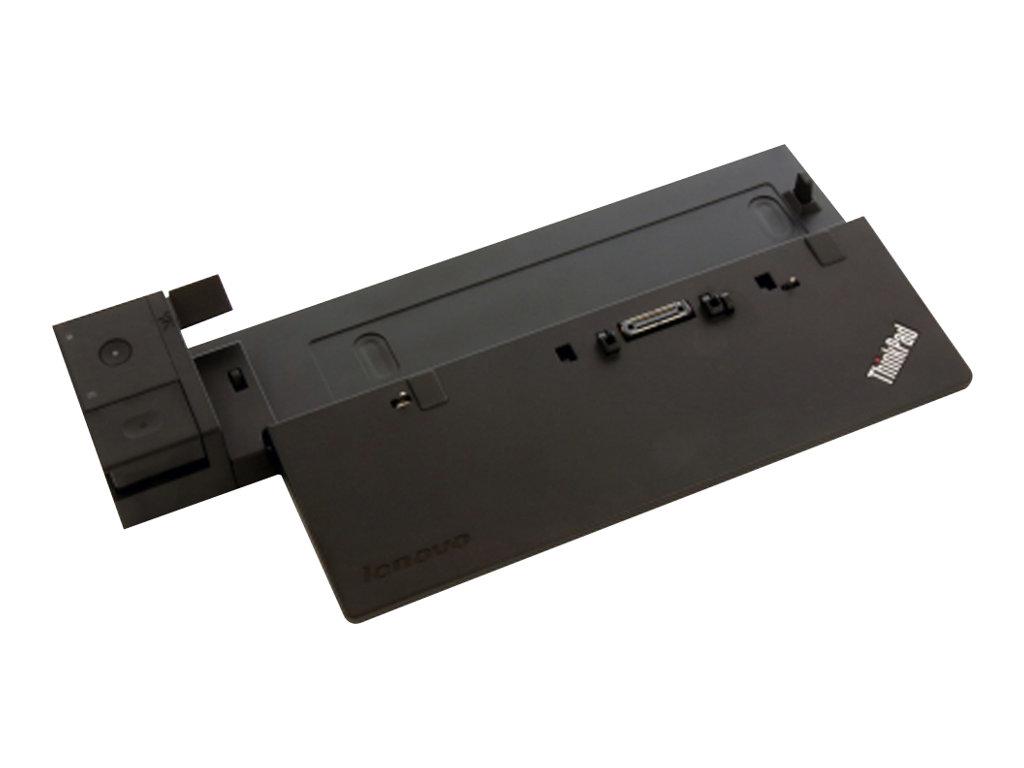 Lenovo ThinkPad Ultra Dock - Port Replicator - VGA, DVI, HDMI, 2 x DP - 135 Watt - Europa - für ThinkPad A475; L460; L470; L560;
