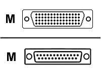 Cisco - Kabel seriell - DB-25 (M) bis DB-60 (M) - 3 m - für Cisco 16XX, 25XX, 36XX, 4500, 4700, 4800, 70XX
