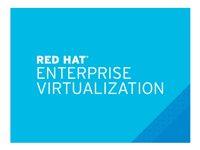 Red Hat Enterprise Virtualization - Standardabonnement (Erneuerung) (3 Jahre) - 2 Anschlüsse - Promo - Linux