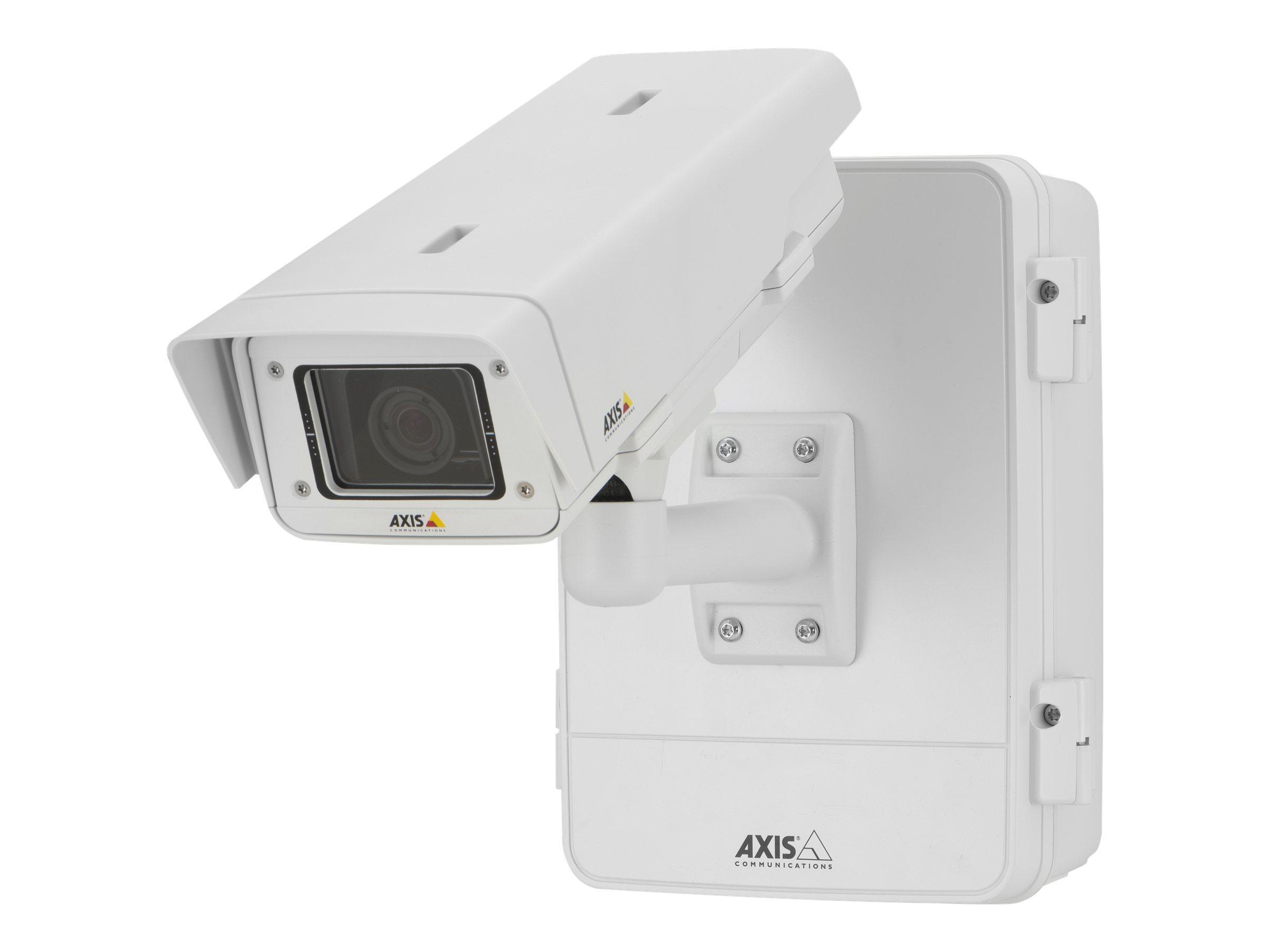 AXIS T98A16-VE - Gehäuse - geeignet für Wandmontage - weiss
