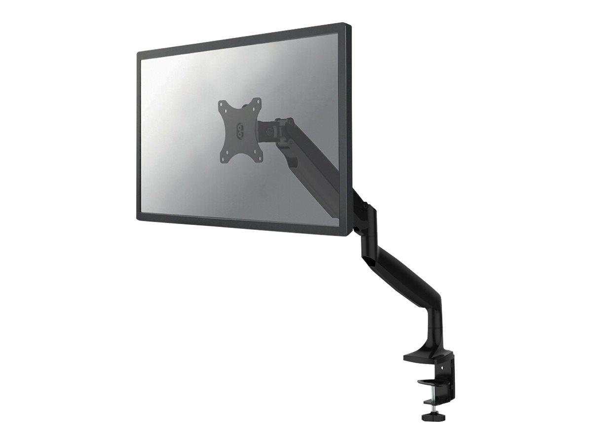 NewStar NeoMounts NM-D750 - Tischhalterung für LCD-Display (full-motion) - Schwarz - Bildschirmgrösse: 25.4-81.3 cm (10