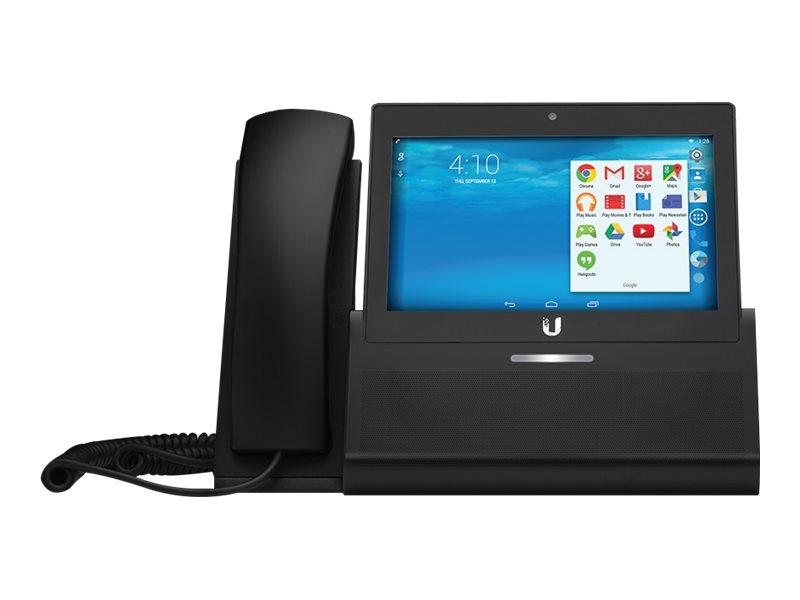 Ubiquiti UniFi UVP-Executive - IP-Videotelefon - Digitalkamera, Stereolautsprecher - IEEE 802.11a/b/g/n (Wi-Fi) - SIP, RTCP, RTP