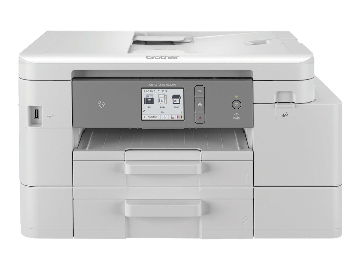 Brother MFC-J4540DW - Multifunktionsdrucker - Farbe - Tintenstrahl - A4 (210 x 297 mm) (Original) - A4/Legal (Medien)