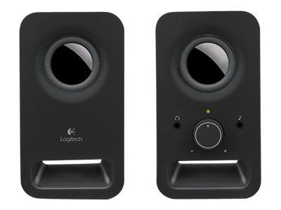 Logitech Z150 - Lautsprecher - Schwarz