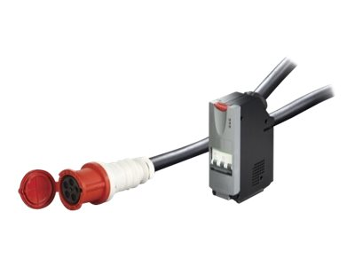 APC IT Power Distribution Module - Sicherungsautomat (Plug-In-Modul) - Wechselstrom 400 V - 3 Phasen - Ausgangsanschlüsse: 1 - G