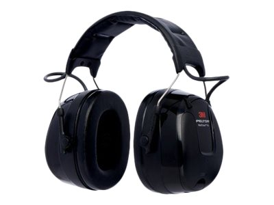 3M Peltor WorkTunes Pro HRXS220A - Kopfbügel - Kopfhörerradio - Schwarz