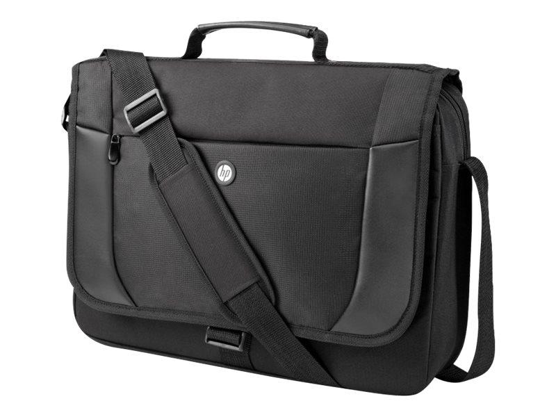 HP Essential Messenger Case - Notebook-Tasche - 43.9 cm (17.3