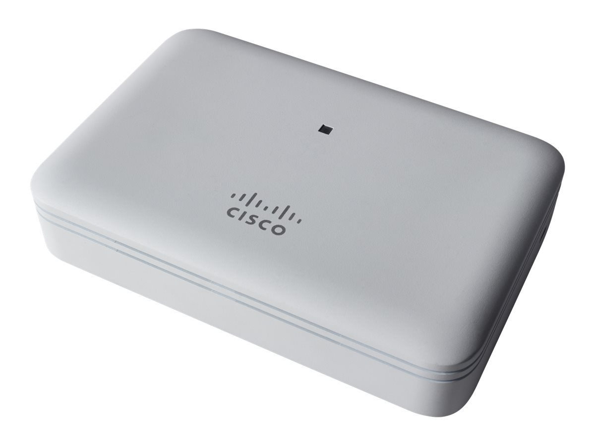 Cisco Business 141ACM Mesh Extender - Wi-Fi-Range-Extender - 802.11ac Wave 2 - Wi-Fi 5 - 2.4 GHz, 5 GHz - Gleichstrom