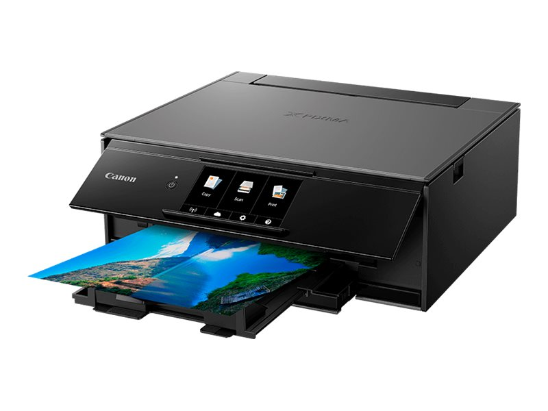 Canon PIXMA TS9150 - Multifunktionsdrucker - Farbe - Tintenstrahl - 216 x 297 mm (Original) - A4/Legal (Medien)
