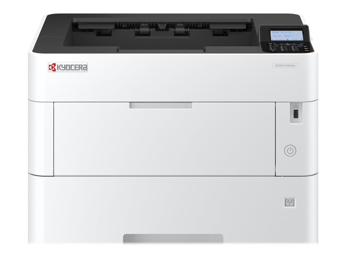 Kyocera ECOSYS P4140dn - Drucker - s/w - Duplex - Laser - A3