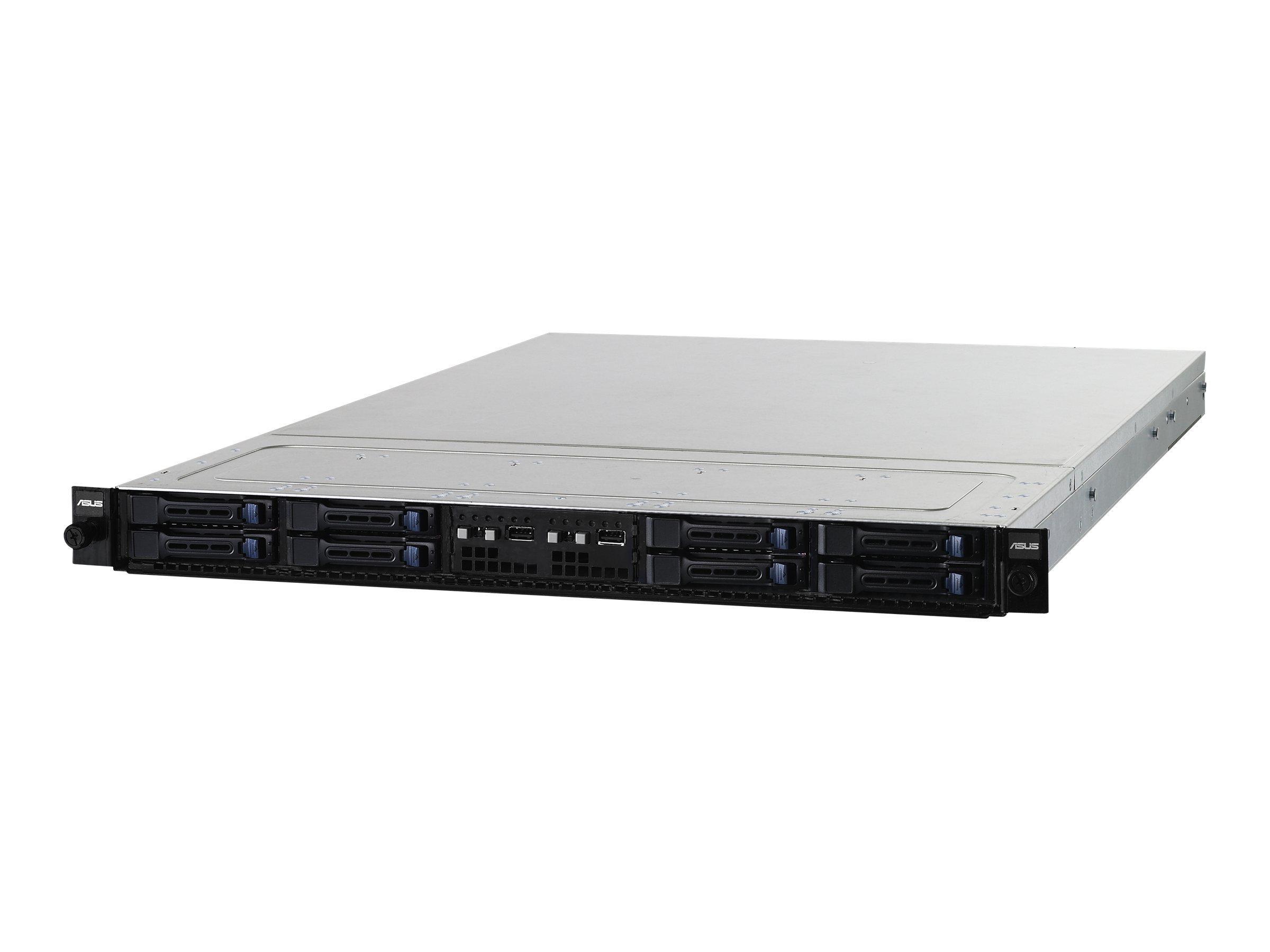 ASUS RS700D-E6/PS8 - 2 Knoten - Cluster - Rack-Montage - 1U - zweiweg