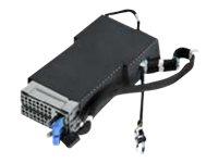 QCT - 2 x PCIe SSD Bays (oberhalb rechter PSU) - FRU