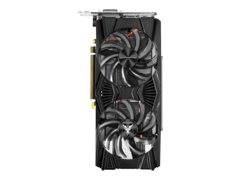 Gainward GeForce RTX 2070 Phoenix - Grafikkarten - GF RTX 2070 - 8 GB GDDR6 - PCIe 3.0 x16 - DVI, HDMI, 2 x DisplayPort, USB-C