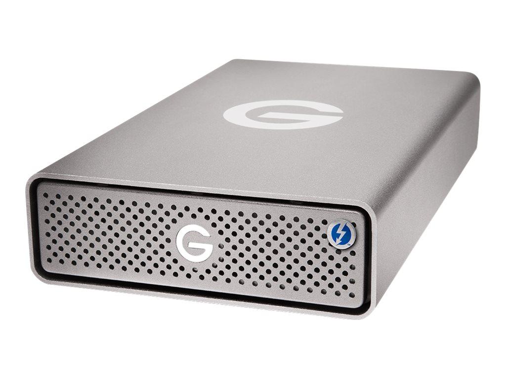 G-Technology G-DRIVE PRO GDRPTB3EB76801DHB - Festplatte - 7.68 TB - extern (Stationär) - Thunderbolt - Space-grau