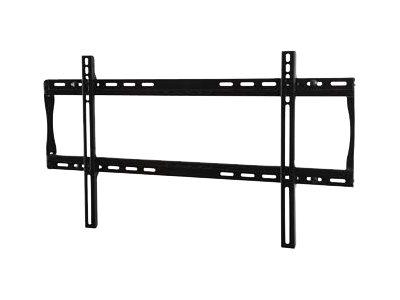 Peerless PARAMOUNT Universal Flat Wall Mount PF650 - Befestigungskit (Wandplatte, Adapter für Halterung) für Flachbildschirm - k