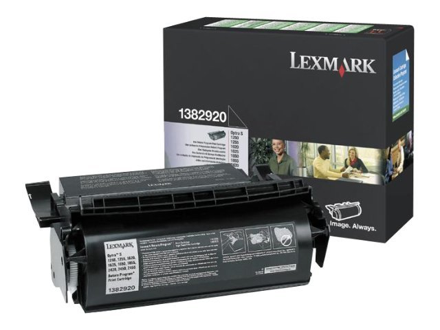Lexmark - 1 - Original - Tonerpatrone LRP - für Optra S 12XX, S 16XX, S 1855, S 24XX, S 4059