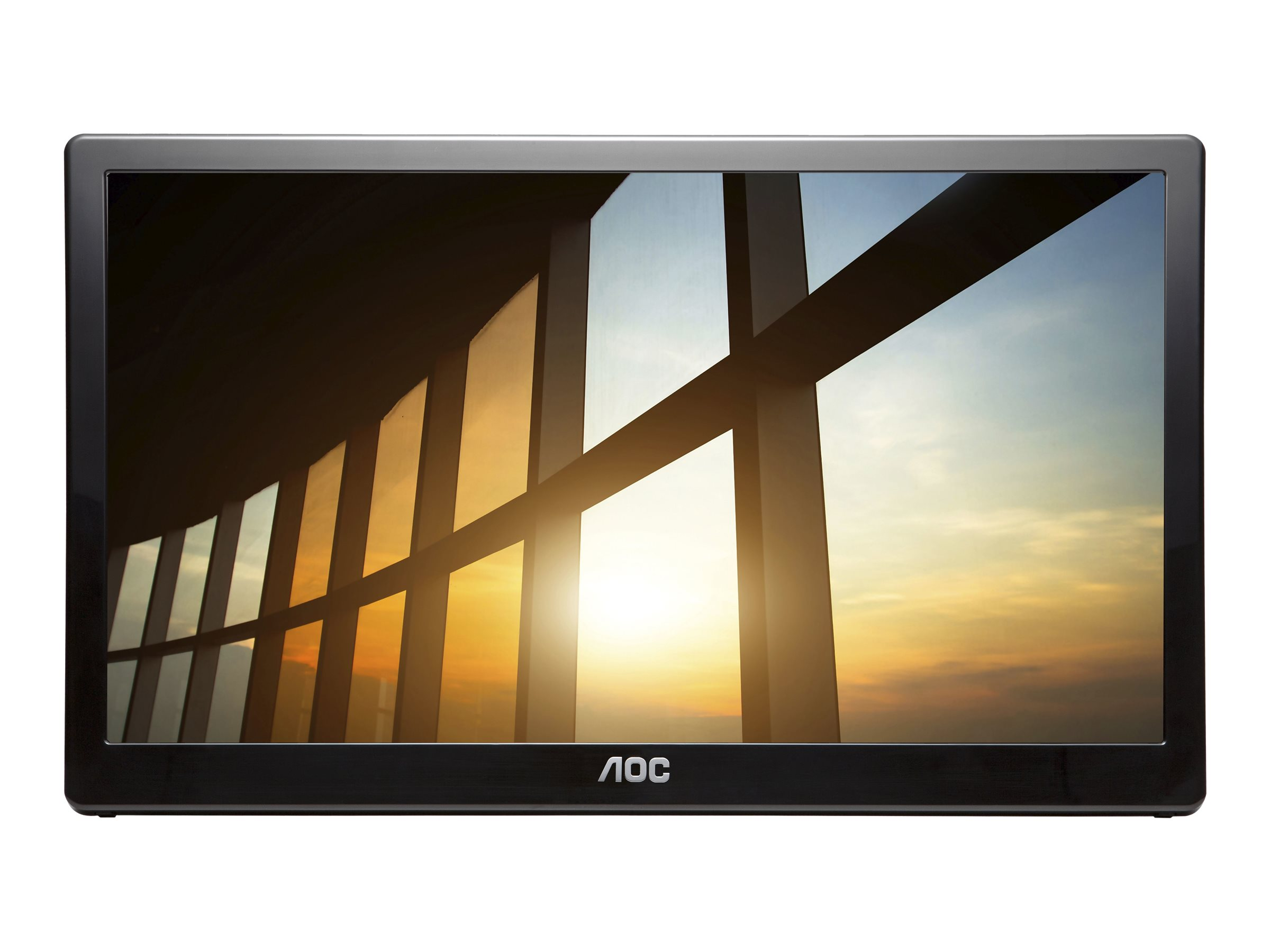 AOC I1659FWUX - LED-Monitor - 40.6 cm (16