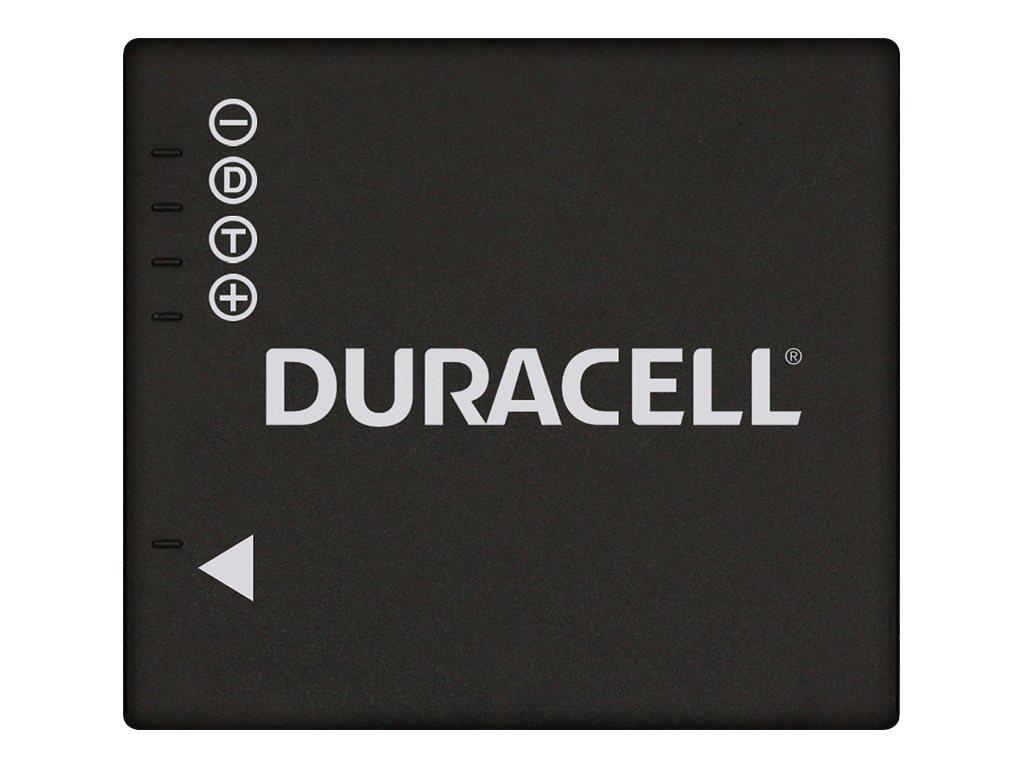Duracell DR9939 - Batterie - Li-Ion - 700 mAh - für Panasonic Lumix DMC-F4T, FH22, FS11, FS33, FT20, FT4, FX48, FX66, FX70, FX70
