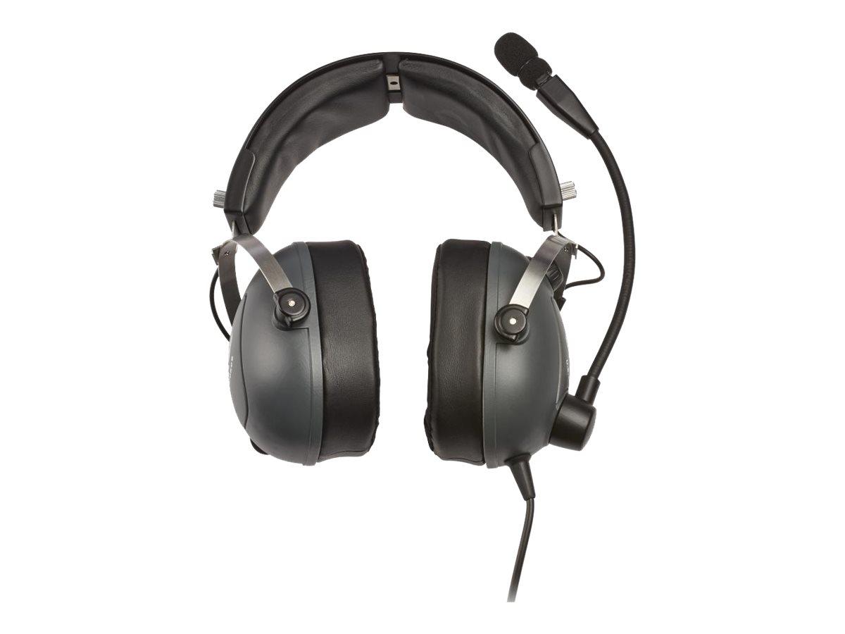 ThrustMaster T.Flight - U.S. Air Force Edition - Headset - ohrumschliessend - kabelgebunden - 3,5 mm Stecker
