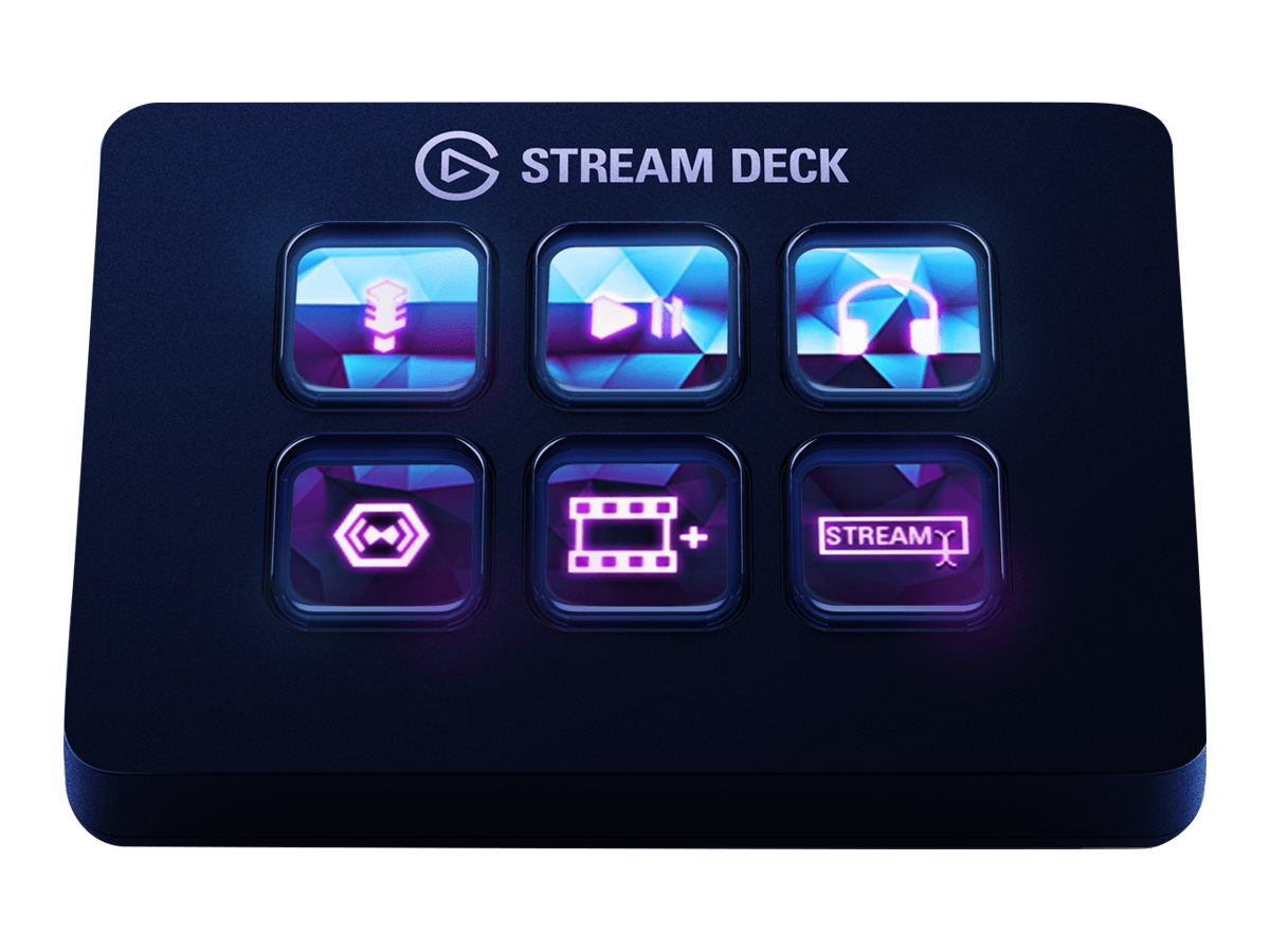 Elgato Stream Deck Mini - Tastenfeld - USB