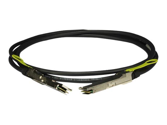 Huawei - Direktanschlusskabel - QSFP28 bis QSFP28 - 1 m - passiv