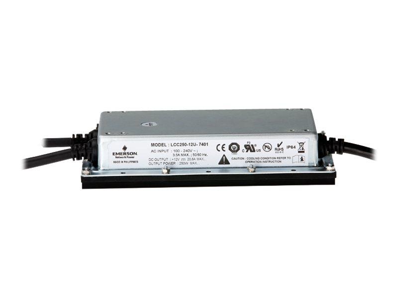 AXIS T8008 PS12 - Netzteil - Wechselstrom 115-230 V - 85 Watt