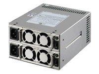 Chieftec MRW-6420P - Stromversorgung Hot-Plug (Plug-In-Modul) - ATX12V 2.0 / EPS12V - Wechselstrom 90-264 V - 420 Watt - aktive