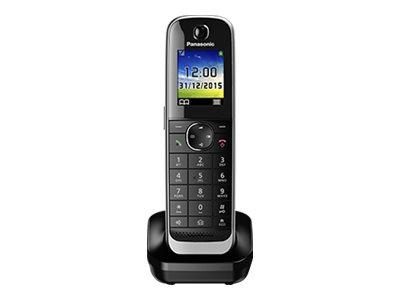 Panasonic KX-TGJA30EXB - Schnurloses Erweiterungshandgerät - Schwarz