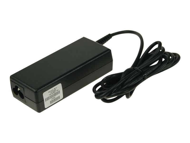 HP Smart - Netzteil - Wechselstrom 100-240 V - 65 Watt - für Presario CQ20; HP 2133, 2140, G72; Pavilion dv4, dv6