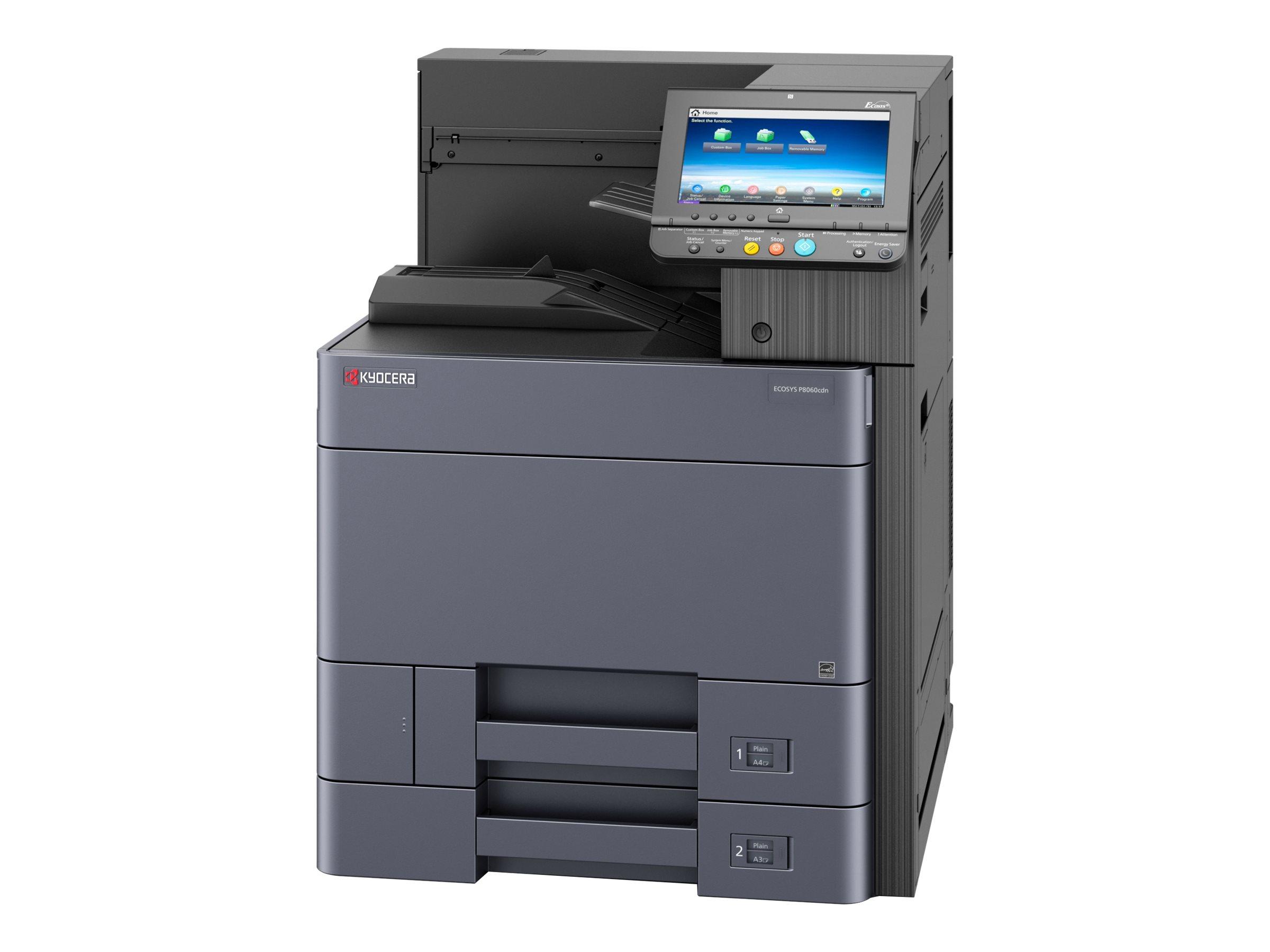 Kyocera ECOSYS P8060cdn/KL3 - Drucker - Farbe - Duplex - Laser - A3