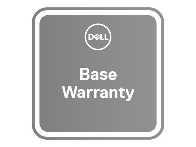 Dell Upgrade from 1Y Basic Onsite to 3Y Basic Onsite - Serviceerweiterung - Arbeitszeit und Ersatzteile - 2 Jahre (2./3. Jahr) -