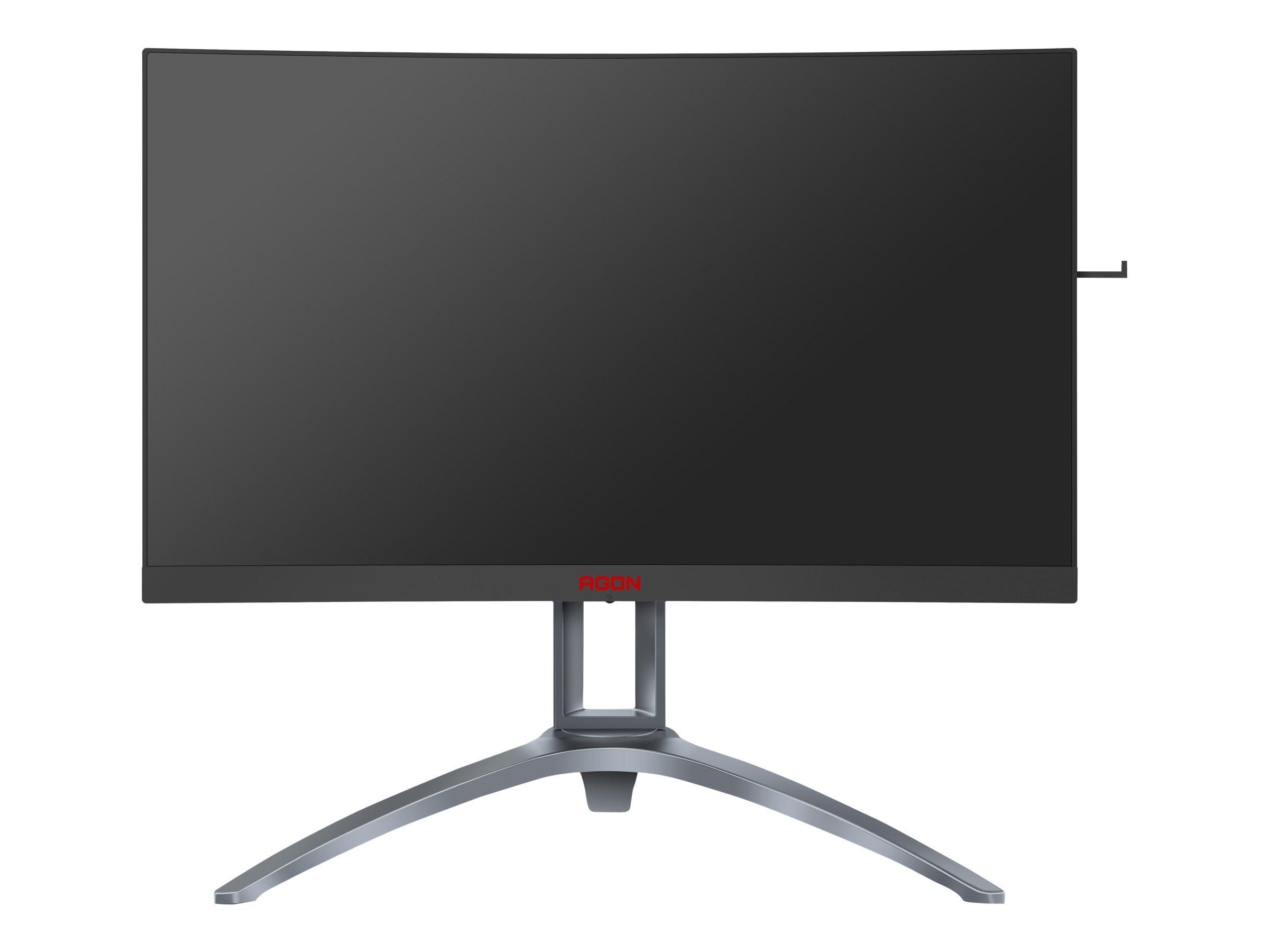 AOC Gaming AG273QCX - AGON Series - LED-Monitor - gebogen - 68.6 cm (27