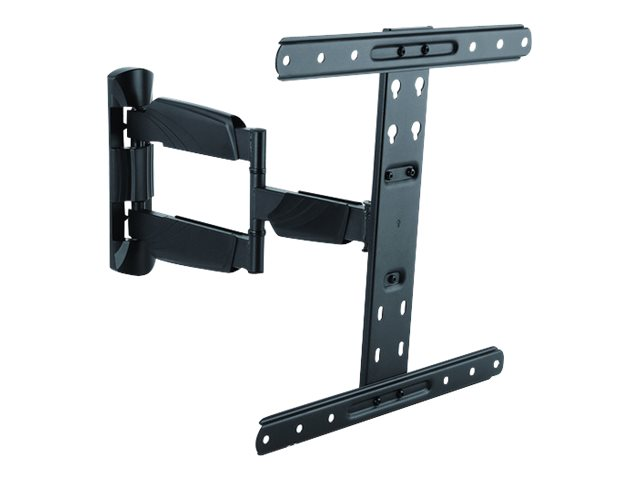 VALUE - Wandhalterung für gekrümmter LCD-Fernseher - Schwarz - Bildschirmgrösse: 81-139.7 cm (32