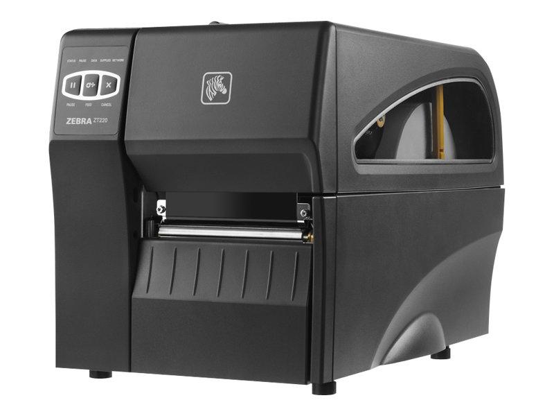 Zebra ZT220 - Etikettendrucker - Thermodirekt - Rolle (11,4 cm) - 203 dpi - bis zu 152 mm/Sek.