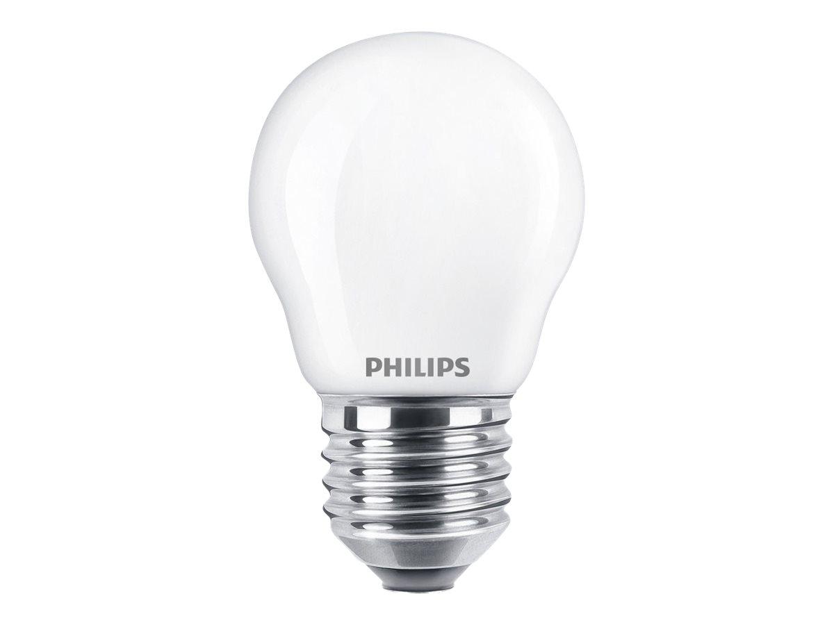 Philips LEDClassic - LED-Lampe - Form: Glanz - E27 - 2.2 W (Entsprechung 25 W) - Klasse A++
