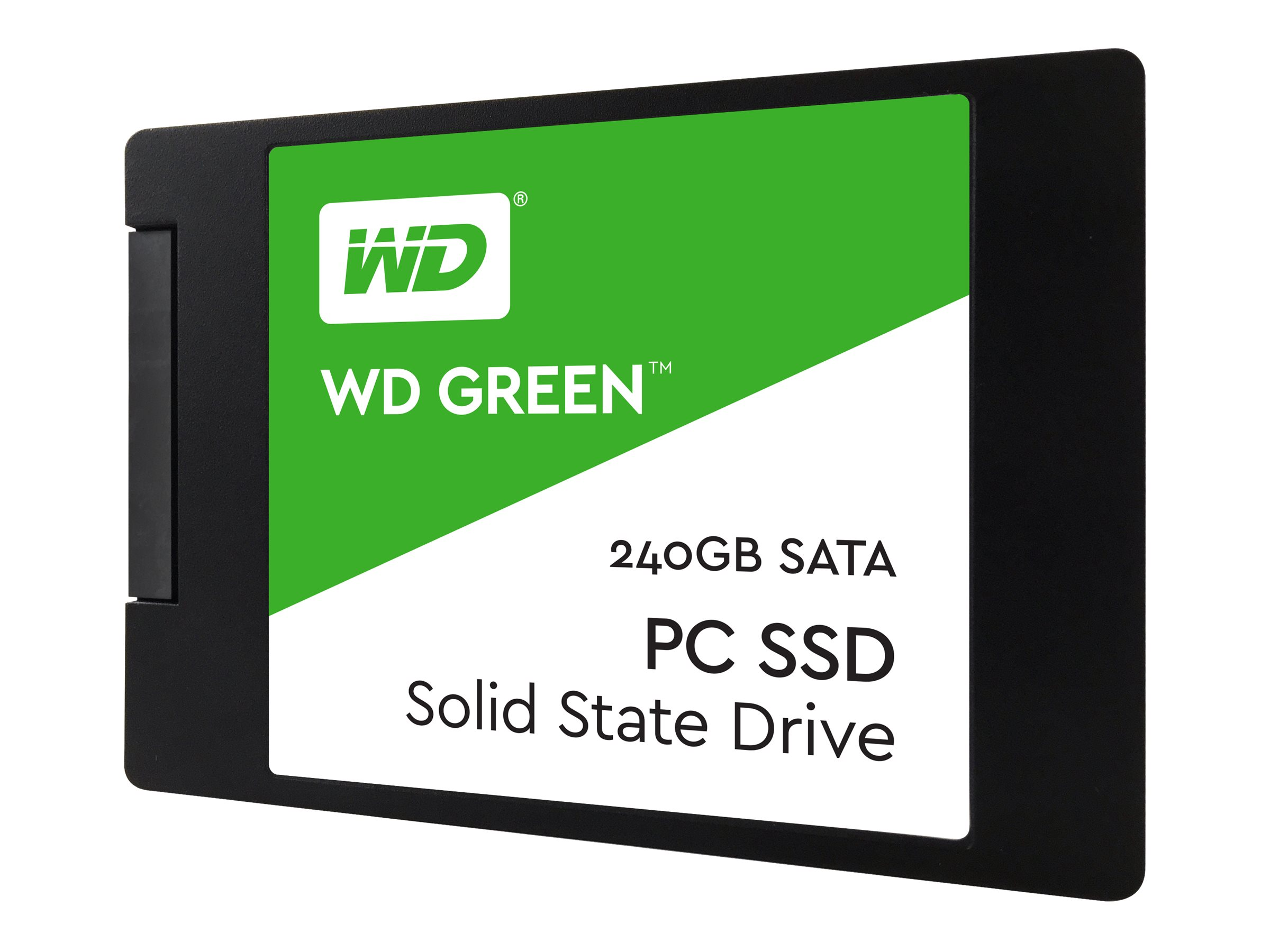 WD Green SSD WDS480G2G0A - Solid-State-Disk - 480 GB - intern - 2.5