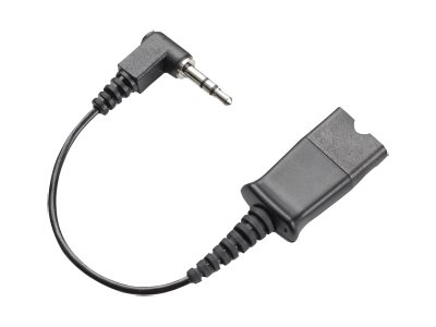 Poly - Headsetadapter - Quick Disconnect (M) bis Mini-Stecker (M)