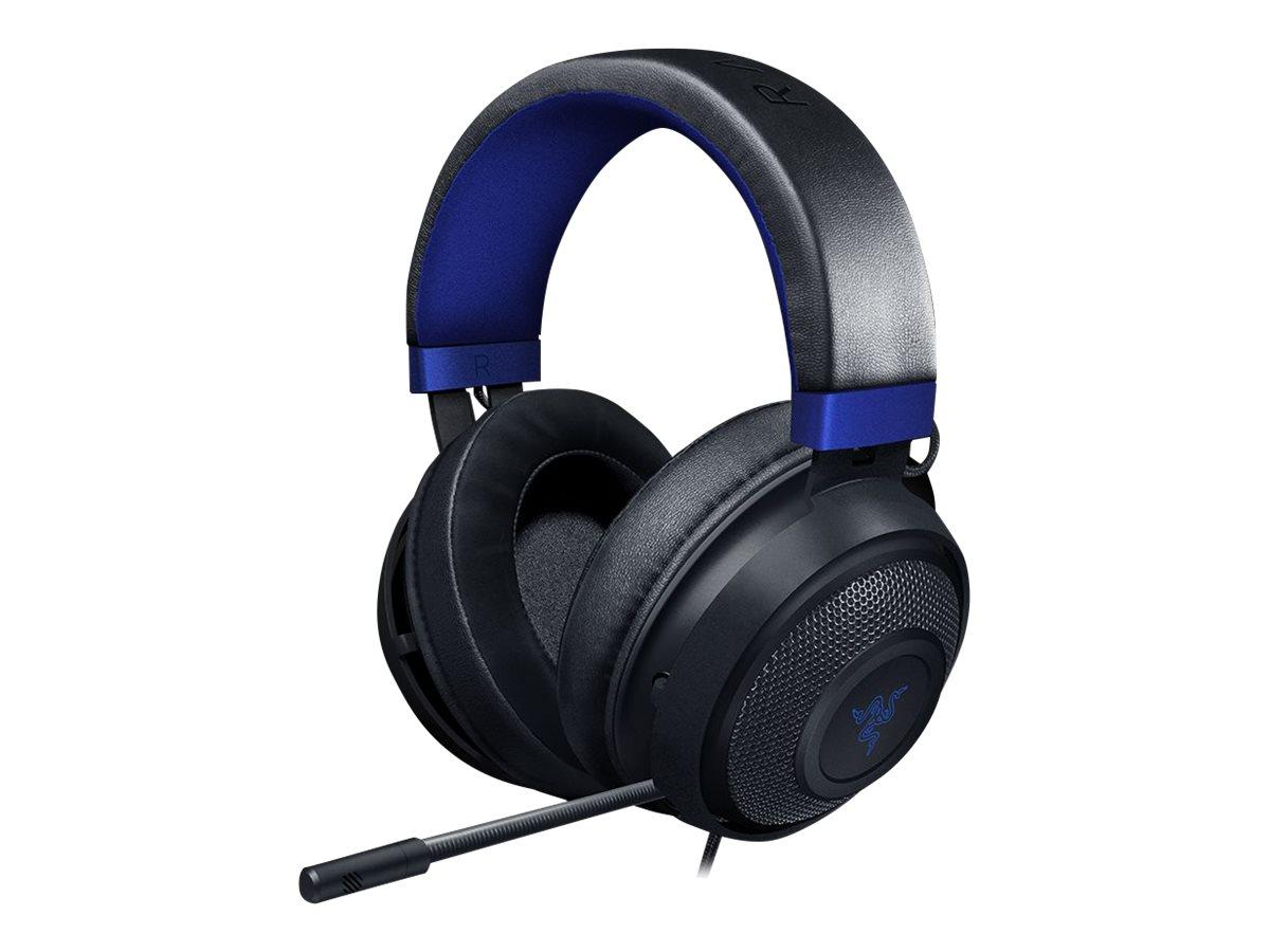 Razer Kraken for Console - Headset - ohrumschliessend - kabelgebunden - 3,5 mm Stecker - Geräuschisolierung