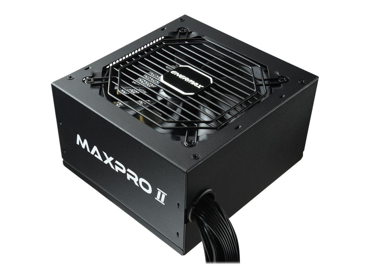 Enermax MaxPro II EMP400AGT-C - Stromversorgung (intern) - ATX12V 2.3 - 80 PLUS - Wechselstrom 200-240 V - 400 Watt